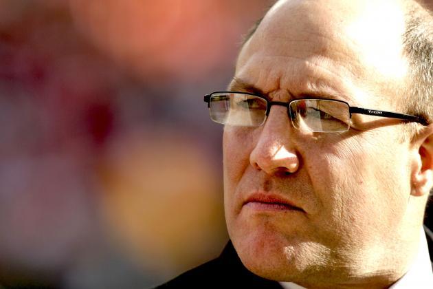 Kansas City Chiefs Fire GM Scott Pioli