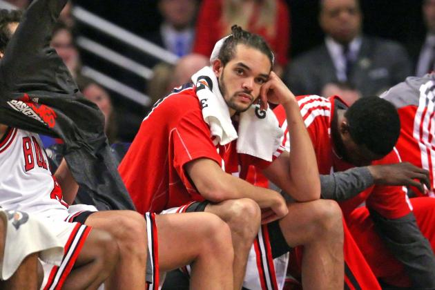 Joakim Noah Says He Will Play Tonight vs. Heat