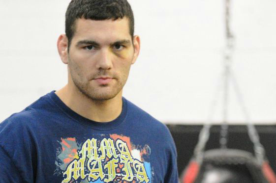 Chris Weidman Fires Back at Bisping; Calls UK Star 'Funnier in His Old Age'