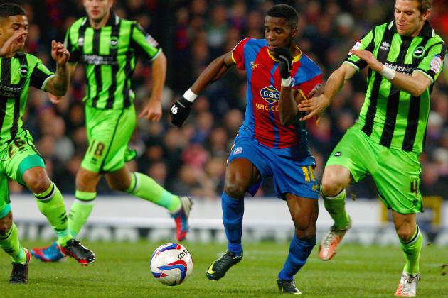 Man Utd in Pole Position to Sign Zaha