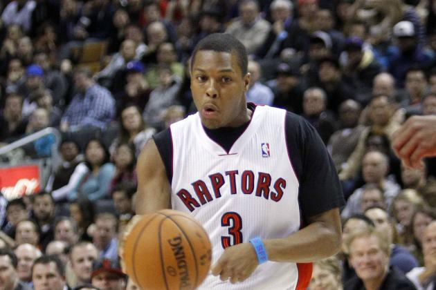 Kyle Lowry Fitting into Team Concept for Toronto Raptors