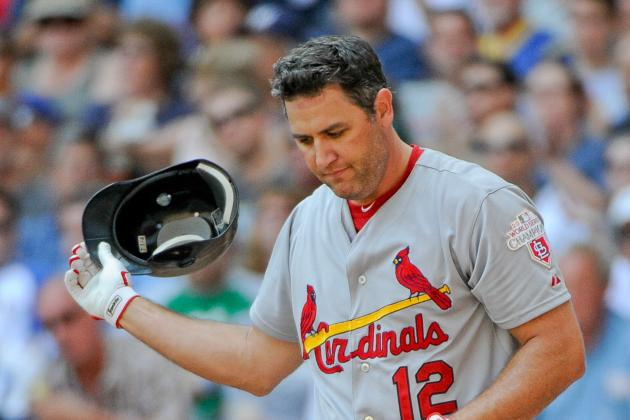 Rays, Orioles Showing Interest in Lance Berkman