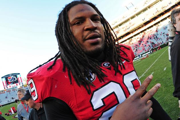 Report: Jarvis Jones Declaring for NFL Draft
