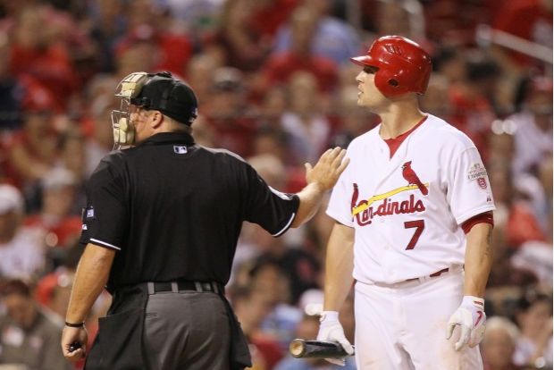 Teen Pleads Guilty in Cardinals Laser Case