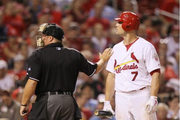 Teen Pleads Guilty in Cardinals Laser Case