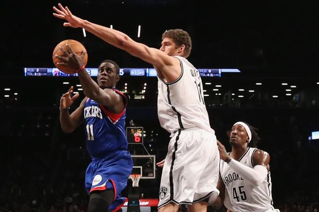 Brooklyn Nets Center Brook Lopez Having All-Star Season