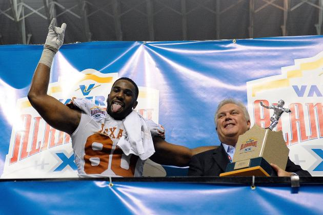 Okafor Headed to Senior After Alamo Bowl Performance
