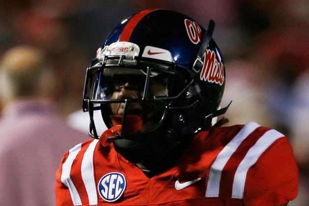 RB Scott Will Return to Ole Miss for Senior Year