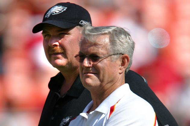 Vermeil Advises Reid to Take the Chiefs Job