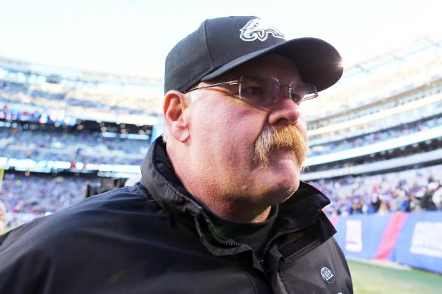 Report: Chiefs Hire Andy Reid as Next Head Coach