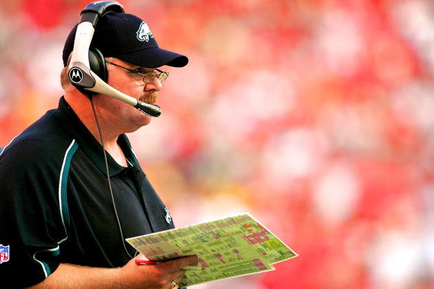 Andy Reid Named New Head Coach of Kansas City Chiefs
