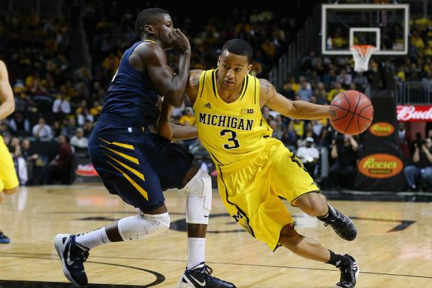 Michigan Basketball: Breaking Down Trey Burke's NBA Potential, Draft Stock