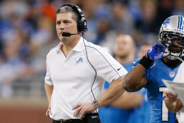 Detroit Lions' 4-12 Season Won't Change Martin Mayhew's Draft Philosophy