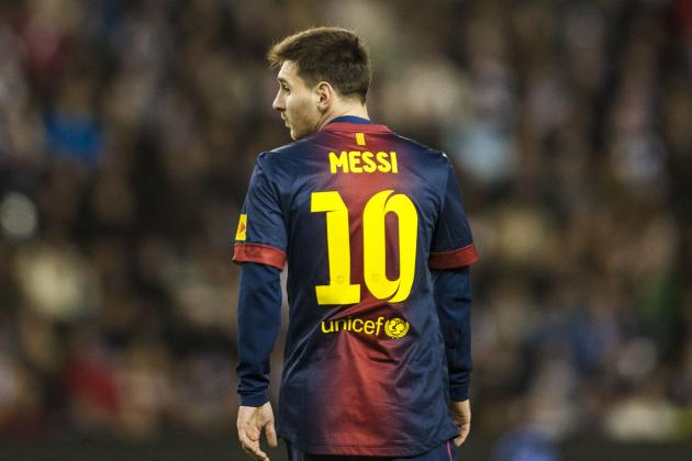 Can Lionel Messi Beat His Own Record in 2013?