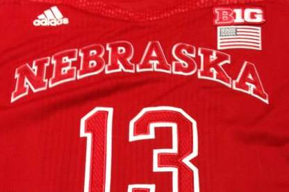 Huskers to Wear Red Jerseys Against Wisconsin