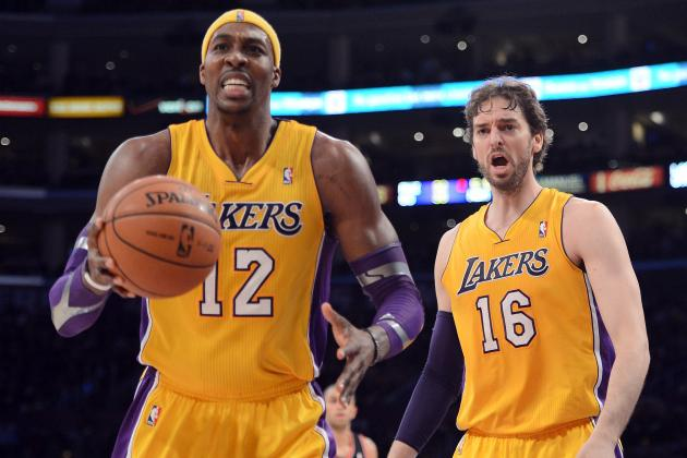 Upcoming Schedule Could Decide Lakers' Fate