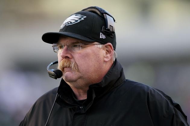Andy Reid to Kansas City: Twitter Reacts to Chiefs' New Head Coach Hire