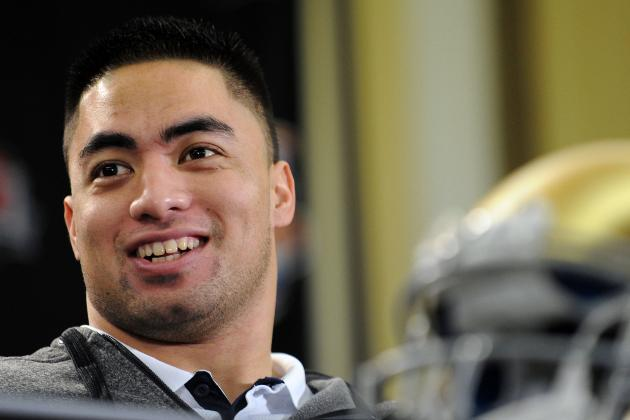 Forget Awards, Manti Te'o's Focus Is on Title