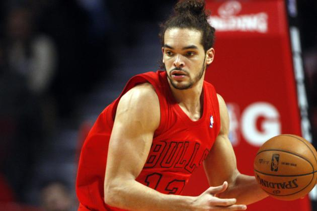 Bulls' Noah (flu) Says He'll Play vs. Heat