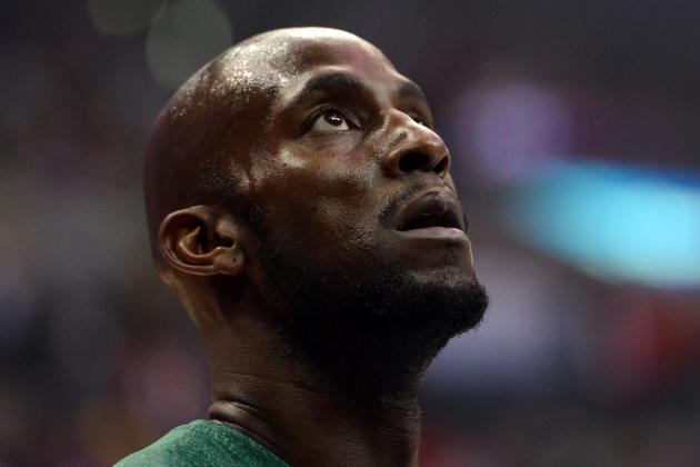 Celtics: Trags Bag: Celtics Should Try to Deal Kevin Garnett