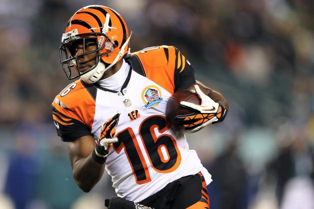 WR Hawkins Could Be Bengals' X Factor