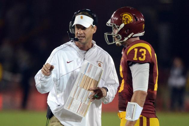 Looking Ahead to 2013 USC Football