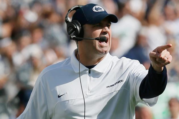 Bill O'Brien Decides to Stay at Penn State