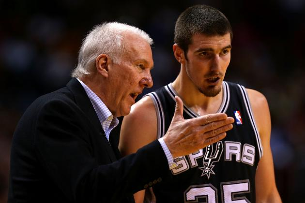 Spurs Re-Assign Nando De Colo to Austin Toros