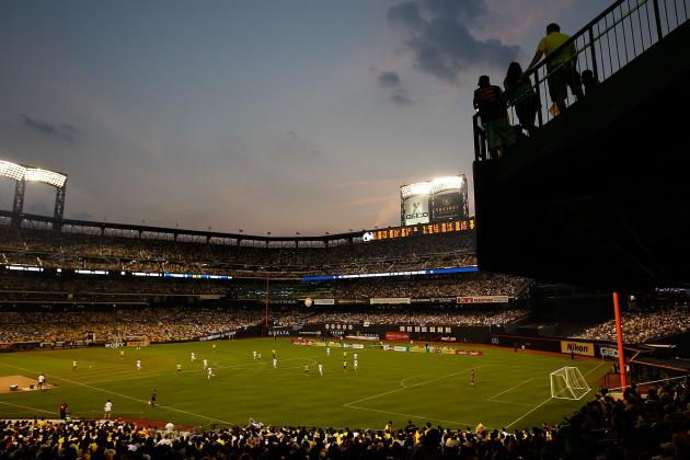 The Mets Want Major League Soccer in Citi Field, MLS Says 'No Thanks'
