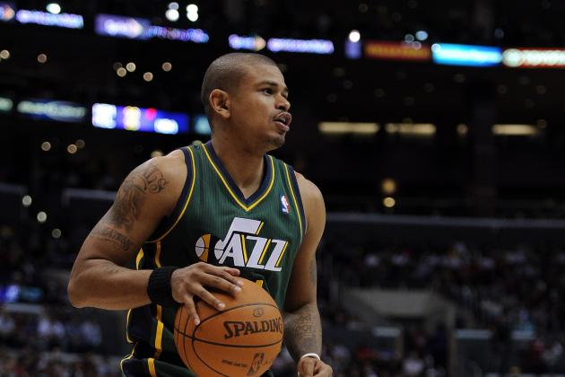 Jazz Veteran Point Guards Lead Jazz Against Suns