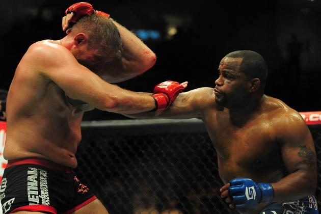 Cormier Staying at Heavyweight (for Now), Wants Mir at FOX 7