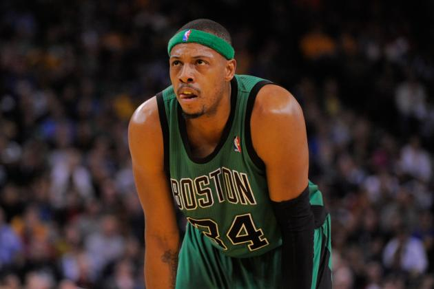The Heavy, Unnecessary Onus on Paul Pierce