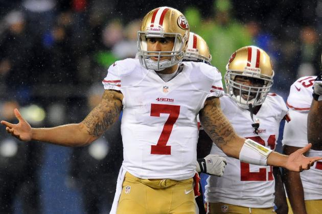49ers' Colin Kaepernick Carrying NFL Draft Chip on His Shoulder