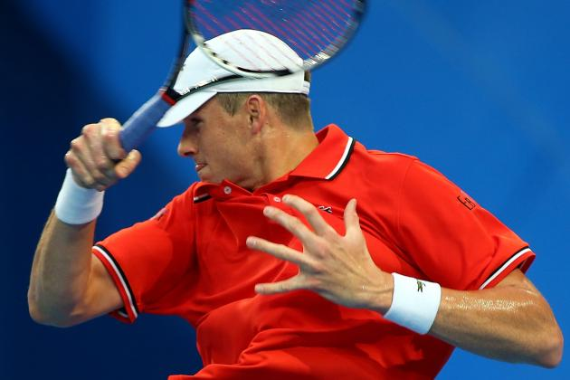 John Isner out of Hopman Cup with Knee Injury