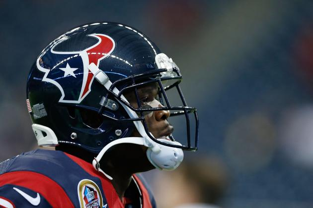Tracking Andre Johnson on the All-Time Receiving Lists