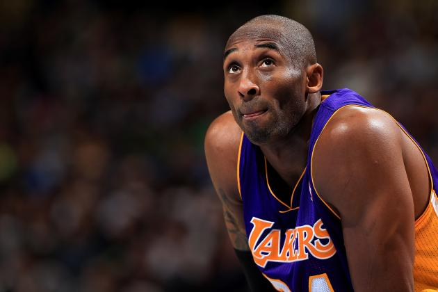 Kobe Bryant Joins Twitter, World Subsequently Loses Their Black Mamba Cool