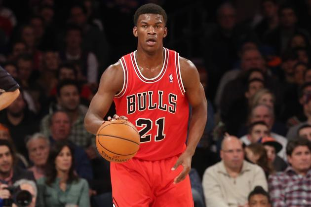 Bulls Swingman Jimmy Butler Accepts the Challenge of 'King Slayer'