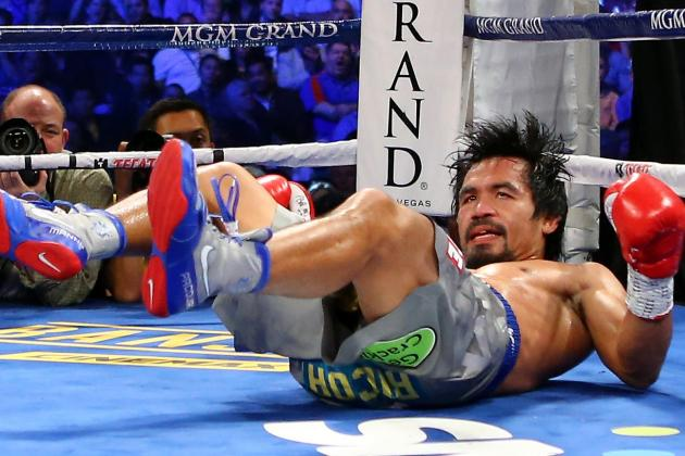 Pacquiao Given Parkinson's Warning