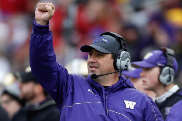 Huskies' Steve Sarkisian Says No to NFL Interviews