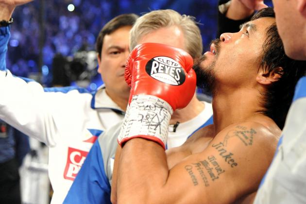 Manny Pacquiao's Manager Reportedly Says Boxer Will Return in September