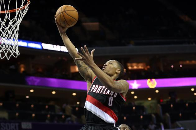 Profile Paroxysm: Damian Lillard, Flying High