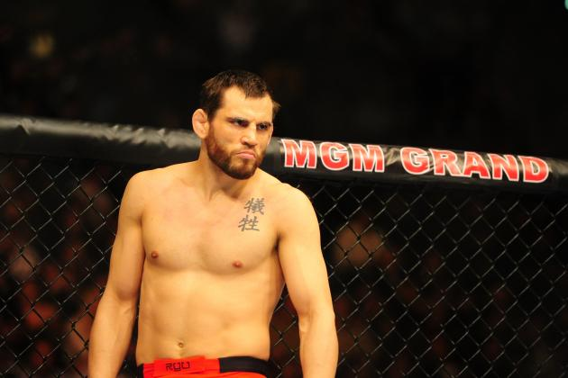 Jon Fitch Looking Forward to
