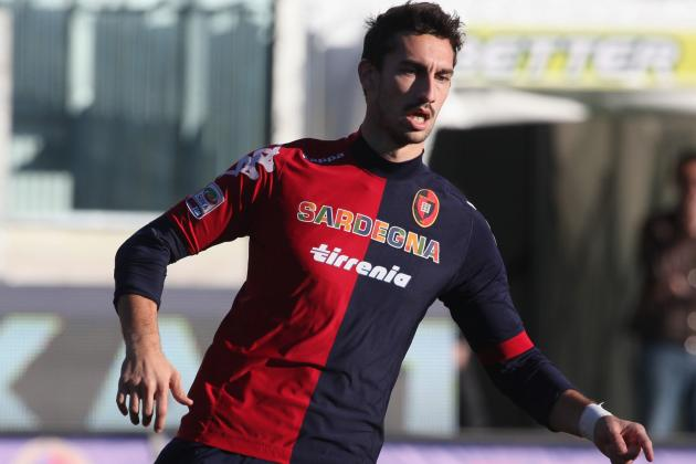 Cagliari's Davide Astori Rumoured to Have Agreed Move to Southampton