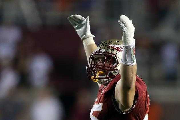 Bjoern Werner's 'Ultimate Dream' Comes True with Decision to Leave FSU for NFL