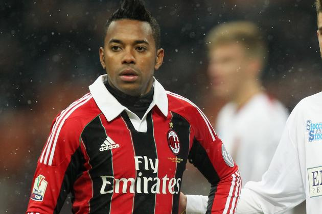 Robinho-Santos Still On, but Complicated