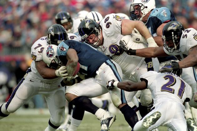 Tennessee Titans Recall Pride, Pain of Playing Against Ray Lewis