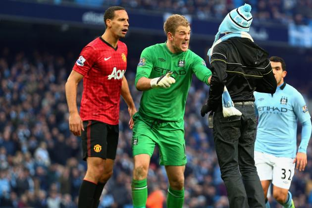 Fan Banned for Ferdinand Face-off