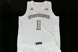 Everything to Be 'All White' When Wisconsin Faces Nebraska