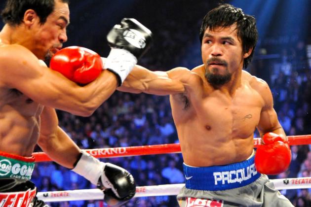 Manny Pacquiao Gets Parkinson's Warning from Expert Neurologist