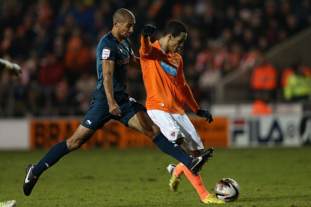 Liverpool Transfer News: Thomas Ince Could Lift Reds into Top-4 Race
